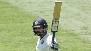 India well-placed at lunch on Day 1 of 2nd Test against Australia at Brisbane