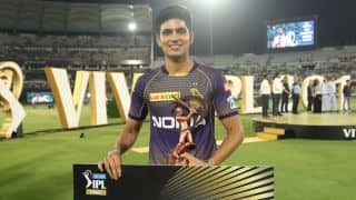 IPL 2019 Emerging Player Award: Shubman Gill of Kolkata Knight Riders