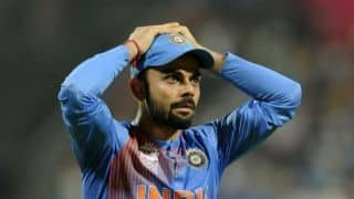 Virat Kohli faced embarrassment when a waiter was not interested in shaking hand in South Africa