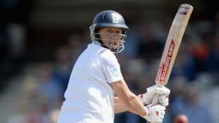 West Indies vs England 2015, 1st Test at Antigua: Gary Ballance out for 10