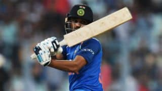 Maiden fifty against Sri Lanka boosted my confidence, says Bhuvneshwar Kumar