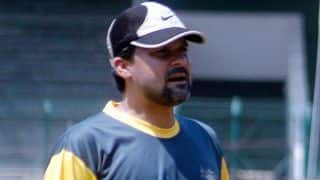 Moin Khan to continue as Pakistan chief selector and team manager till ICC World Cup 2015