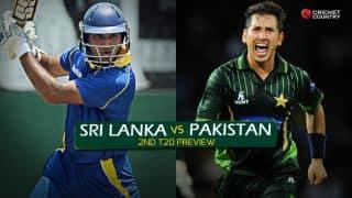 Sri Lanka vs Pakistan 2015, 2nd T20I at Colombo: Pakistan look to finish in style