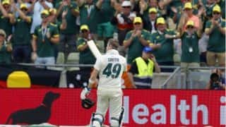 It feels like Christmas, says Steve Smith after double ton in Edgbaston