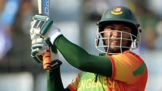 Shakib, Tamim nearing 4,000 ODI runs
