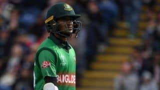 SL vs BAN: Possible quad injury puts Shakib Al Hasan's participation in doubt