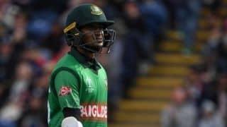 SL vs BAN: Possible quad injury puts Shakib Al Hasan's participation in doubt