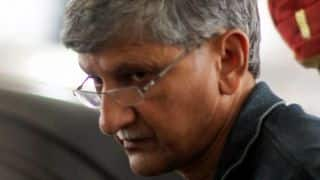 BCCI Presidential elections: Ajay Shirke says Shashank Manohar vacated post at important time