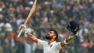 Virat Kohli tops Yahoo's most searched sportsperson list in 2017