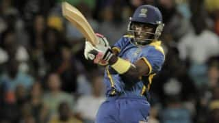 CPL 2014: Barbados Tridents beat Antigua Hawksbills by one wicket in nail-biting finish