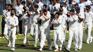 India vs England 4th Test at Mumbai