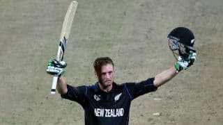 McCullum labels Guptill's unbeaten 237 against Windies 'unforgettable'