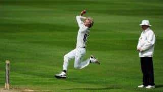 Former Warwickshire fast bowler Tom Allin dies aged 28