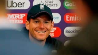 Cricket World Cup 2019: I don't think rain will be the reason England don't make the semi-finals: Eoin Morgan