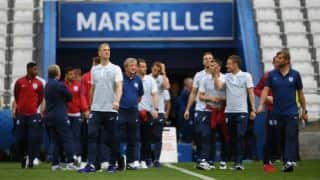 ENG 1-1 RUS, FT   Live Football Score, England vs Russia, Euro 2016, Match 4 at Marseille
