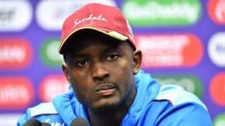 Andre Russell not fit enough for our match against New Zealand: Jason Holder