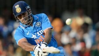 MS Dhoni fails but Saurabh Tiwary leads Jharkhand to a 5-wicket win vs Kerala in Vijay Hazare Trophy 2015-16