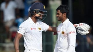 SL vs AUS 3rd Test Day 1 Photos: De Silva and Chandimal's thwarting partnership and other moments