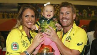 David Warner expecting 2nd child with Candice Falzon