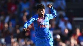Kuldeep Yadav attains career-best ranking in T20I chart