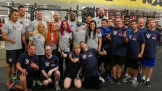 WWE announce international partnership with Special Olympics