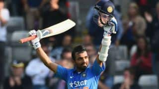Ajinkya Rahane, Shikhar Dhawan complete comprehensive series win for India with 9-wicket win in 4th ODI