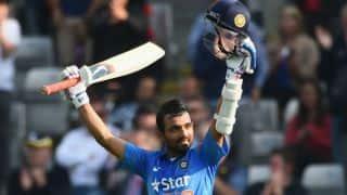 Ajinkya Rahane, Shikhar Dhawan complete comprehensive series win for India with 9-wicket win in 4th ODI