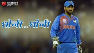 India A vs England: 1 last cheer for 'Captain Cool' MS Dhoni
