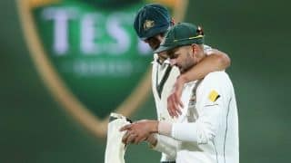Australia vs South Africa, day-night Test, Day 3 Report: Nathan Lyon's 3-wicket haul keeps hosts ahead