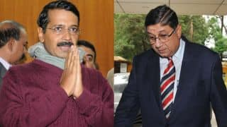 Kejriwal topples Srinivasan in a dramatic ouster