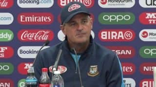 We don't want to get carried away after a win over South Africa: Bangladesh coach Steve Rhodes