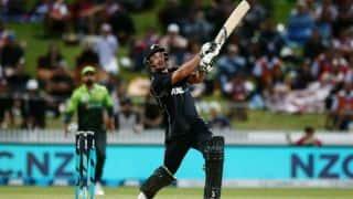 कॉलिन डी ग्रैंडहोम ने जड़ा धमाकेदार अर्धशतक; न्यूजीलैंड ने पाकिस्तान को चौथे वनडे में 5 विकेट से हराया