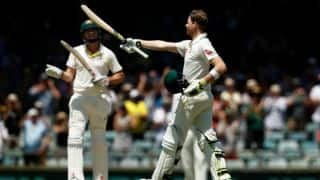 The Ashes 2017-18, 3rd Test, Day 3: Steven Smith turns table on England