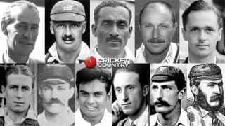 Leaders to begin with: XI of cricketers who led on Test debut