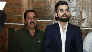 Virat Kohli concentrates on playing good cricket, says Coach Rajkumar Sharma