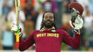 Chris Gayle named West Indies vice-captain for the upcoming World Cup