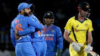 जानिए, भारत-ऑस्ट्रेलिया के बीच खेली जाने वाली वनडे सीरीज का कार्यक्रम