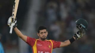 Zimbabwe tour of Pakistan 2015: Sikandar Raza lauds fantastic Pakistan crowd during ODI series