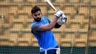 In Photos: Virat Kohli and Team India enjoys first training session at Merchant Taylors' School