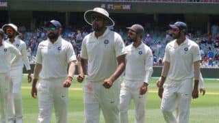 India vs Australia, 2nd Test: India blow as Ashwin, Sharma ruled out of second Test