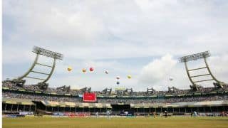 Maharashtra gain upper hand against Kerala