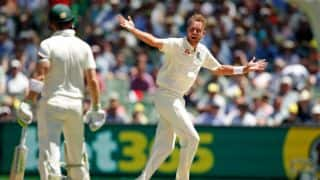 The Ashes 2017-18, 4th Test: England bundle out Australia for 327