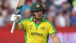 वैकल्पिक खिलाड़ी को मिले बल्लेबाजी और गेंदबाजी की इजाजत: एरोन फिंच