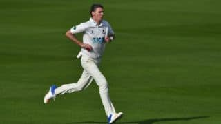 Steve Magoffin rejoins Worcestershire after 6-year stint with Sussex