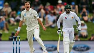 New Zealand vs Pakistan, 1st Test: Visitors continue to fight with dogged batting display