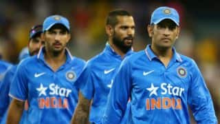 MS Dhoni: Team India need a bunch of 'brave' young stars