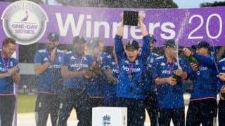 PAK vs ENG, 5th ODI at Cardiff: Photos