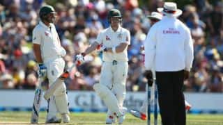 Steven Smith, Joe Burns stockpile runs as Australia go strong at Tea on Day 2