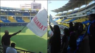 Ranji Trophy 2016-17 Final: Samit Gohil, Gujarat find support in unfamiliar territory