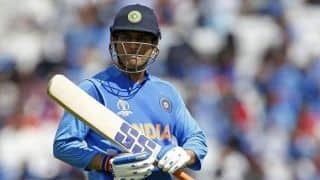 India vs South Africa 2019: MS Dhoni unlikely to be picked for three-match T20I series